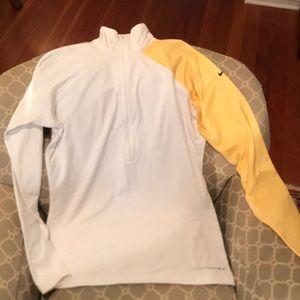 Nike Pro 1/4 zip pullover